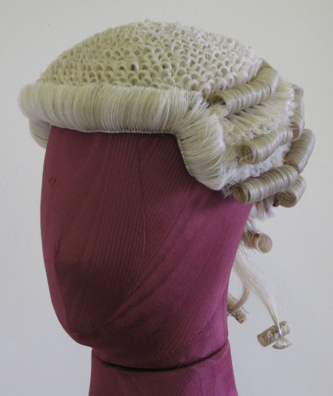 Image result for law wig